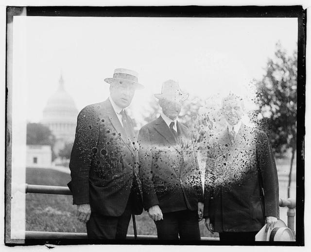 Harding, Coolidge & Hayes