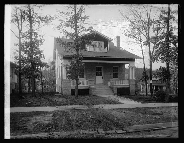 Herald, Main & Spruce St., Takoma Pk., [Maryland]