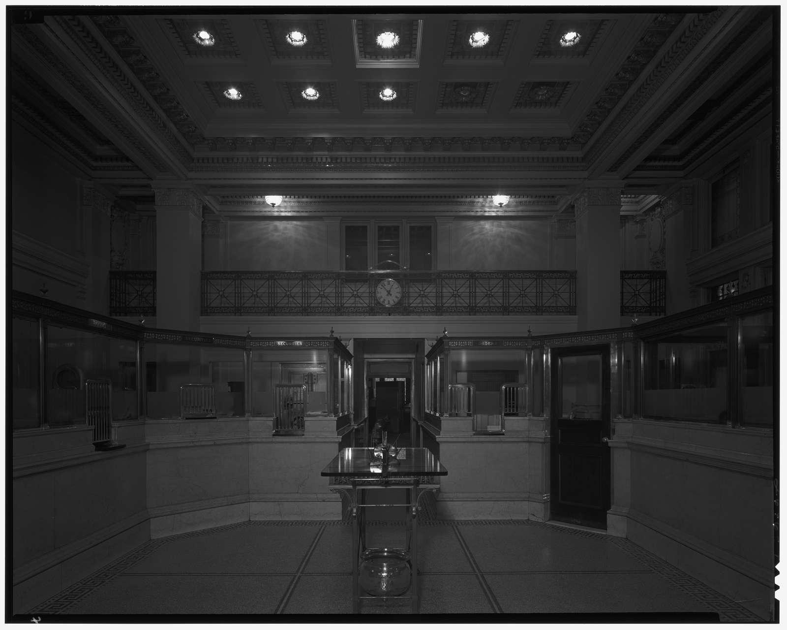 Hibbs Building, 15th St. and Pennsylvania Ave. Interior of Hibbs Building III