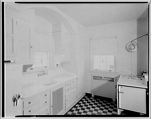 House at 806 Noyes Dr., Woodside, Maryland. Kitchen of house at 806 Noyes Dr.