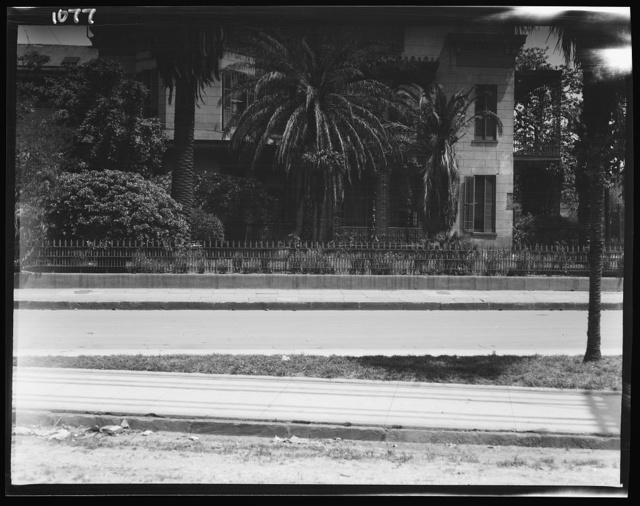 House, New Orleans or Charleston, South Carolina