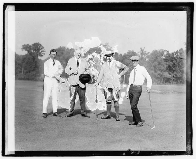 Hutchinson, Ray Vardon, McLeod