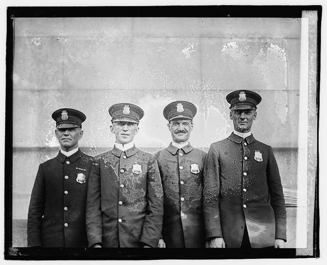 John O'Connell, Howell, D. Thomas, Clarence E. Chaney, Wm. W. Hil