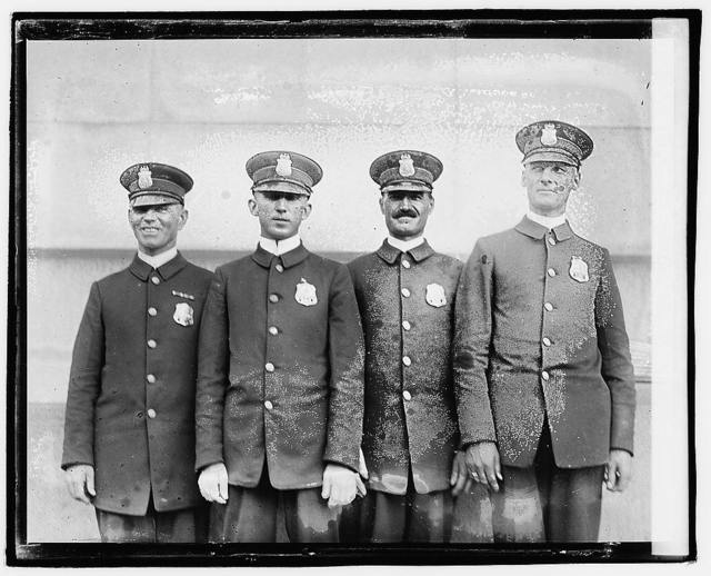 John O'Connell, Howell, D. Thomas, Clarence E. Chaney, Wm. W. Hill