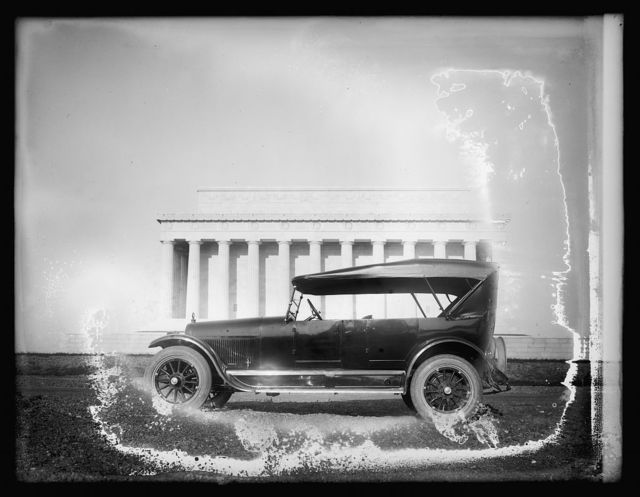 Jordan Car, [Washington, D.C.], 1920
