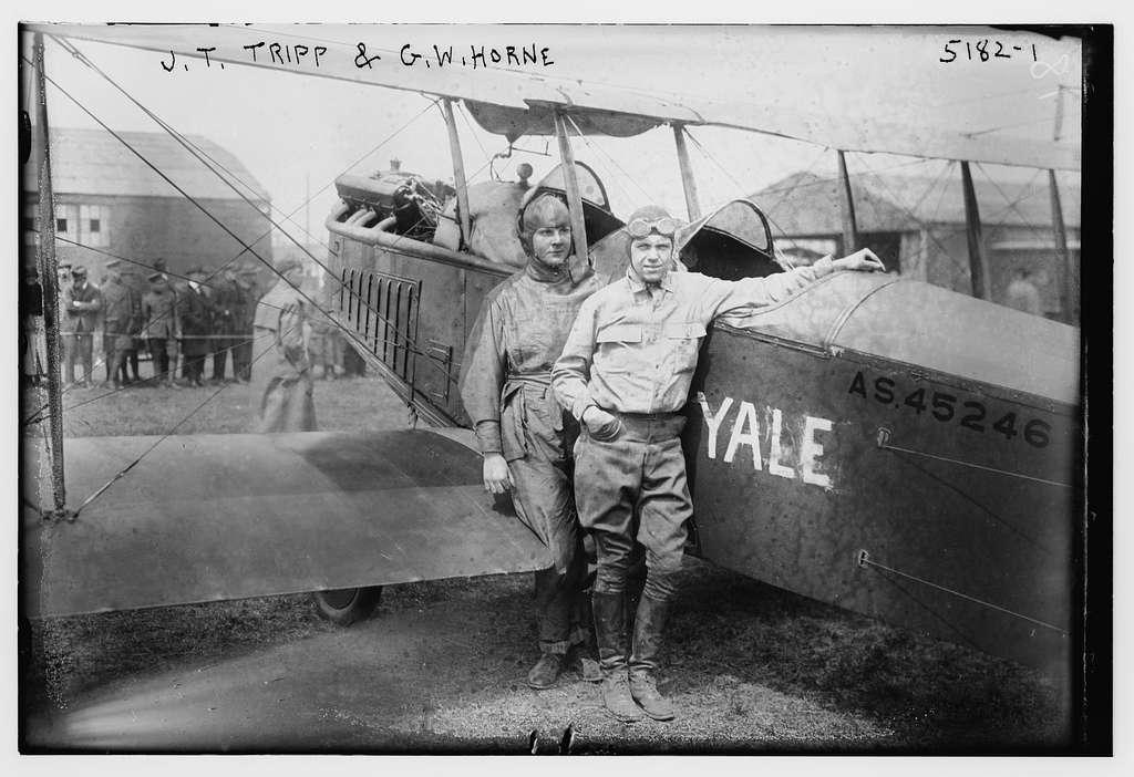 J.T. Tripp i.e. Trippe & G.W. Horne