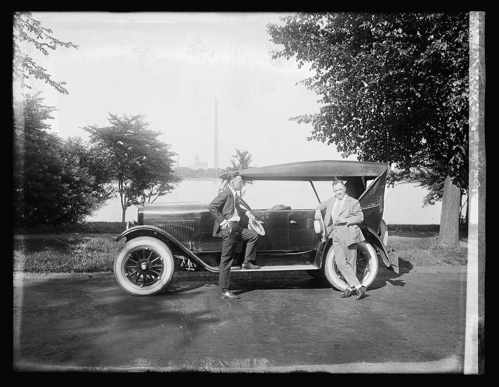 King car, 1920