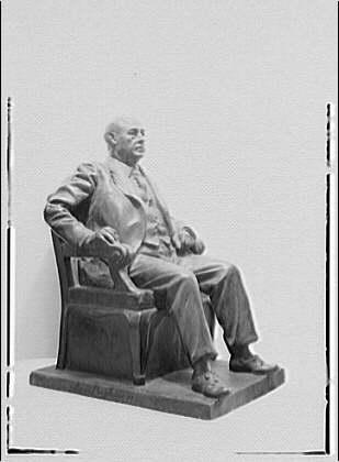 Kiplinger series of wartime leaders of prominence by M. Kalish. Samuel T. Rayburn