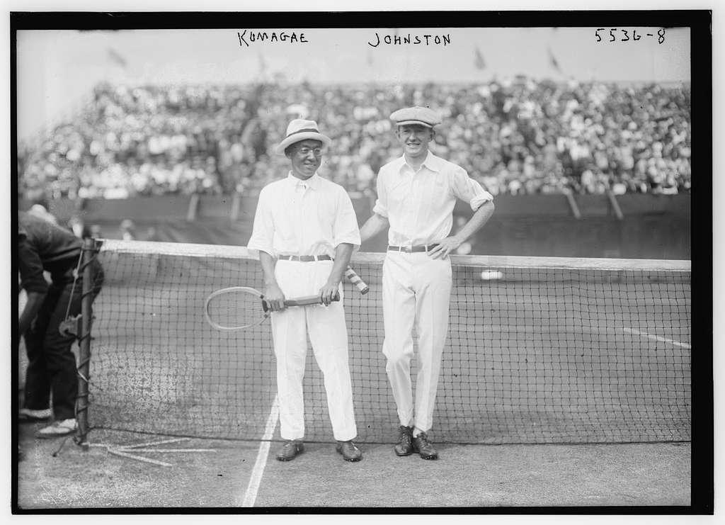 Kumagae & Johnston tennis