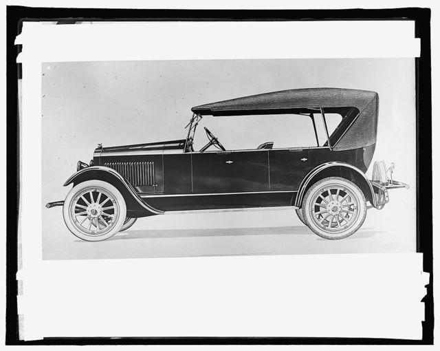 Lanza Motor Co. Metz, 1920