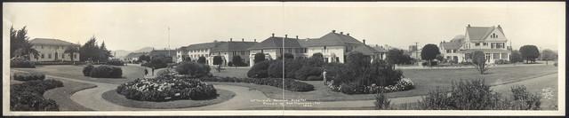 Letterman General Hospital, Presidio of San Francisco, Cal., 1920