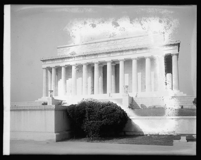 Lincoln Memorial, [Washington, D.C.]
