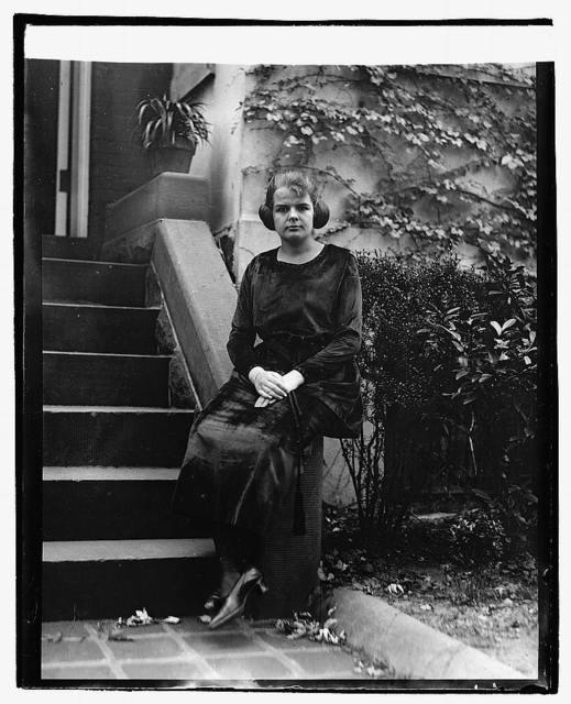 Miss Marguerite Wooley