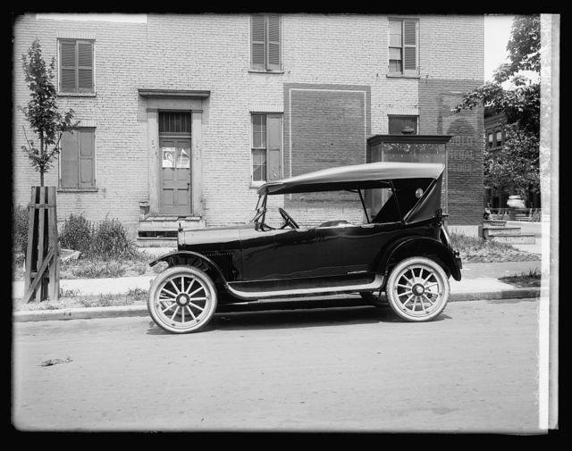 Monroe car, 1920