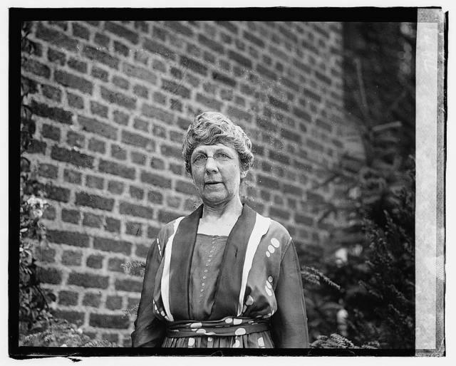 Mrs. Warren G. Harding