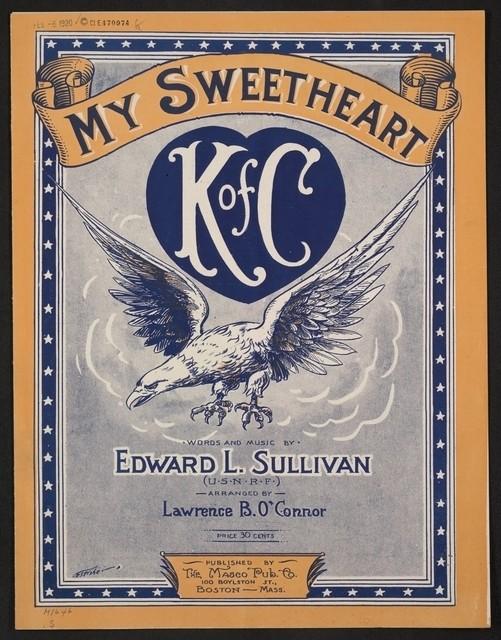 My sweetheart K. of C