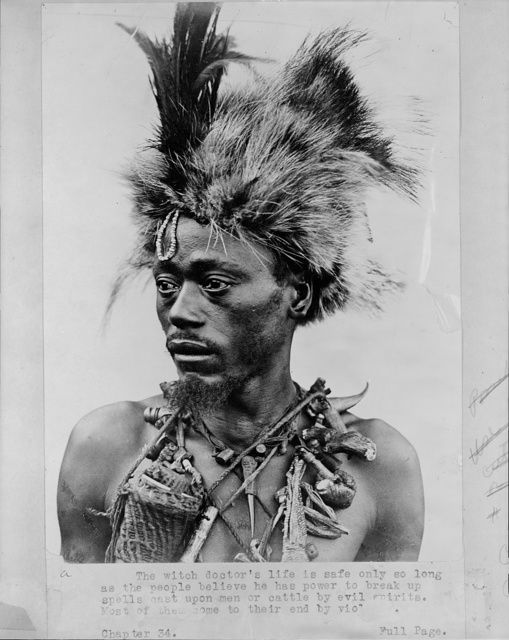 [Native types of Africa, 192-]