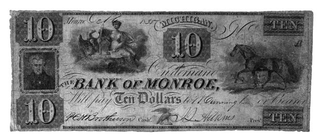 Note. Note on Bank of Monroe
