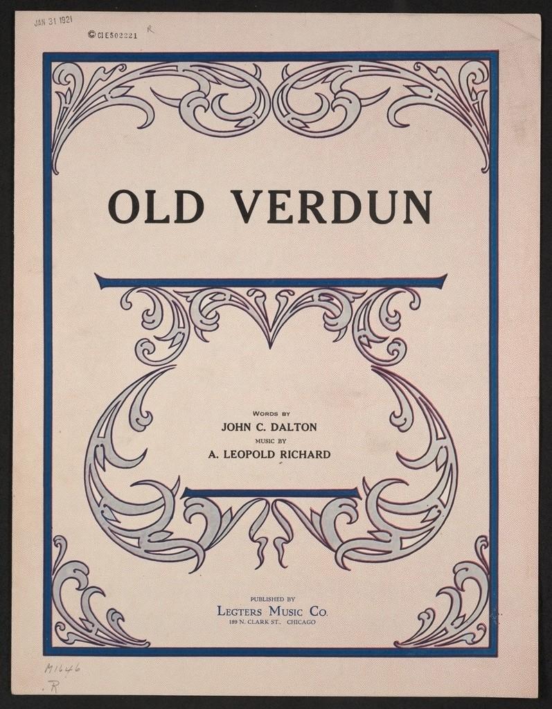 Old verdun