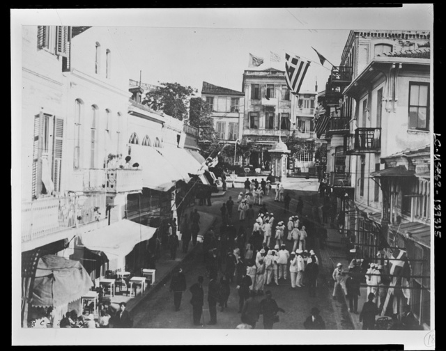 On the Golden Horn The Greek quarter of Constantinople.