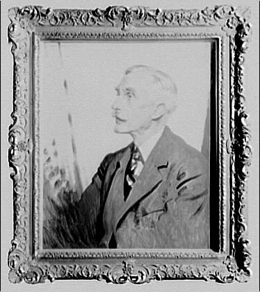 Paintings. Andrew Mellon by Arpen Landon