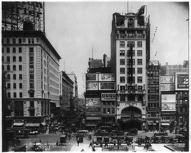 Palace Theatre, New York City