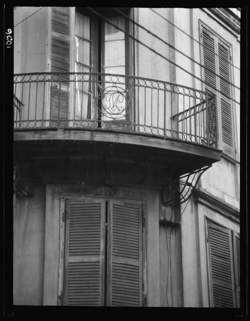 Pedesclaux-Lemonnier House, 640 Royal Street, New Orleans