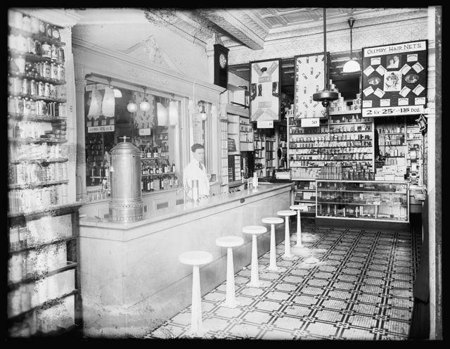 Peoples Drug Store, 14 & U, interior, [Washington, D.C.]