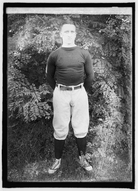 Phil. Robb, Coach, C.U., 1920