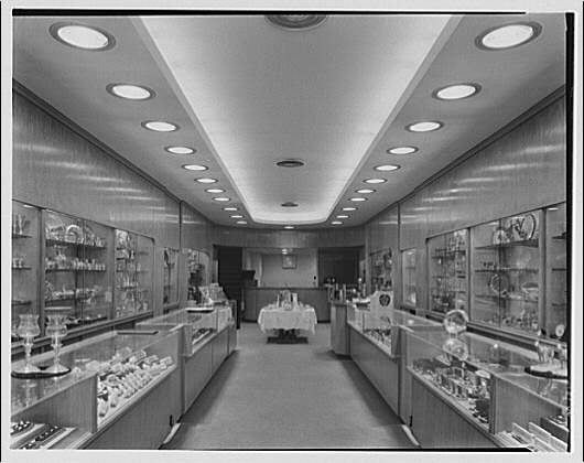 Potomac Electric Power Co. air conditioning and lighting. Chas. Schwartz & Son jeweler II