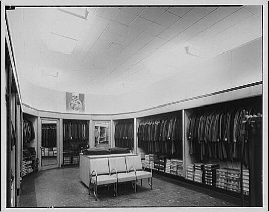 Potomac Electric Power Co. air conditioning and lighting. Maxis store on 9th St. I