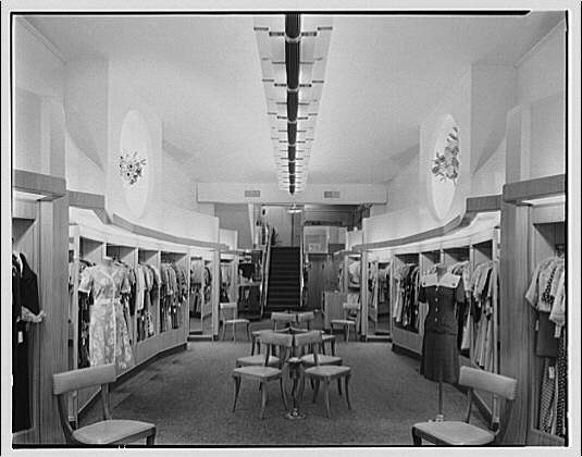 Potomac Electric Power Co. air conditioning and lighting. Model Shop I