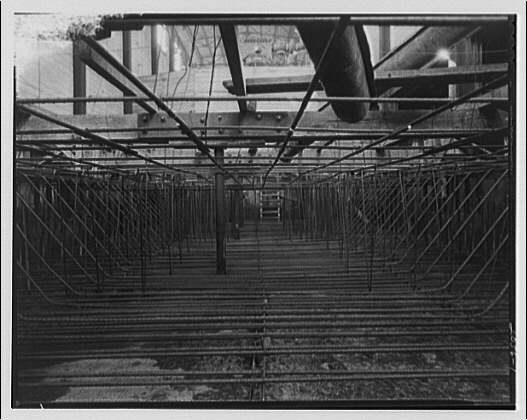 Potomac Electric Power Co. Benning plant. Construction for frequency changer at Benning plant I