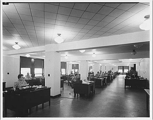 Potomac Electric Power Co. Building. Sales office I