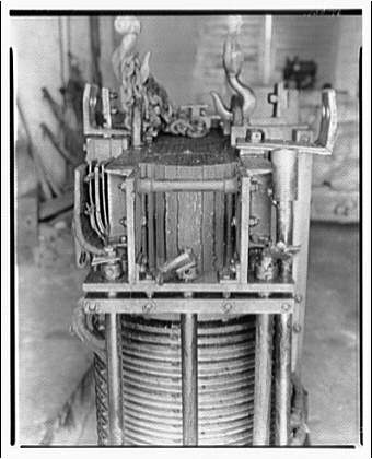 Potomac Electric Power Co. Building. Transformer explosion XXII