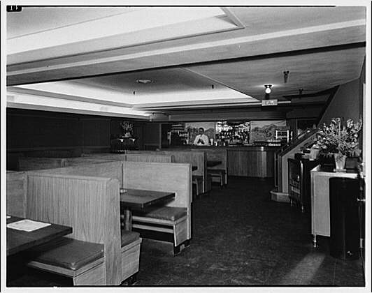 Potomac Electric Power Co. commercial kitchens, restaurants and lighting. Ceres Restaurant II