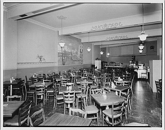 Potomac Electric Power Co. commercial kitchens, restaurants and lighting. Venezia Cafeteria I