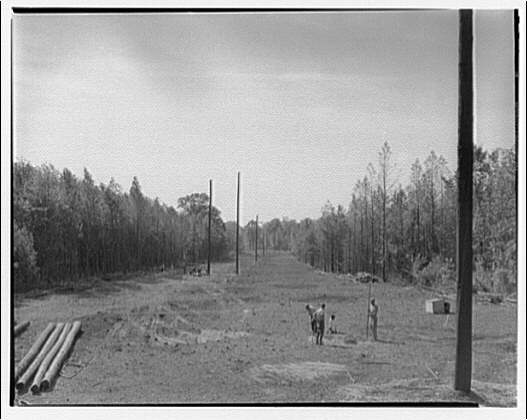Potomac Electric Power Co. Line construction to Indian Head II