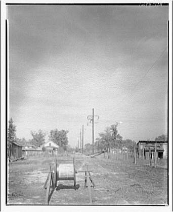 Potomac Electric Power Co. Line construction to Indian Head IV