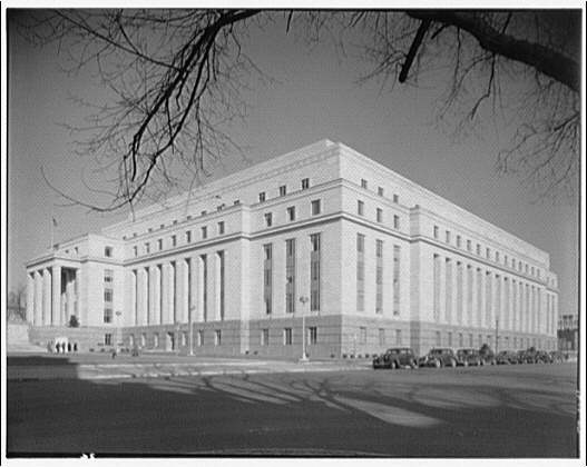 Potomac Electric Power Co. substations. Federal Courthouse