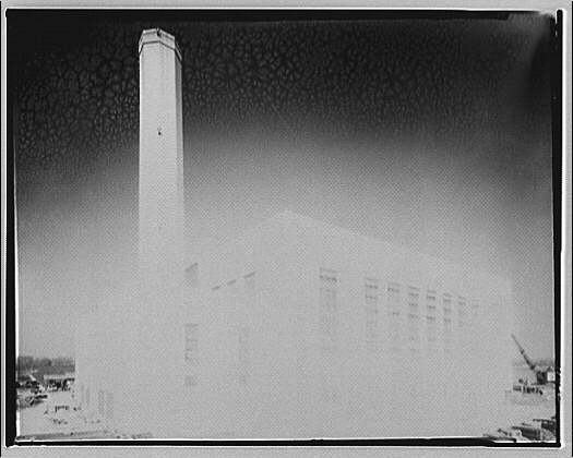 Potomac Electric Power Co. View of PEPCO power plant II