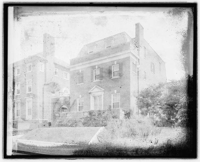 Residence of Warren G. Harding