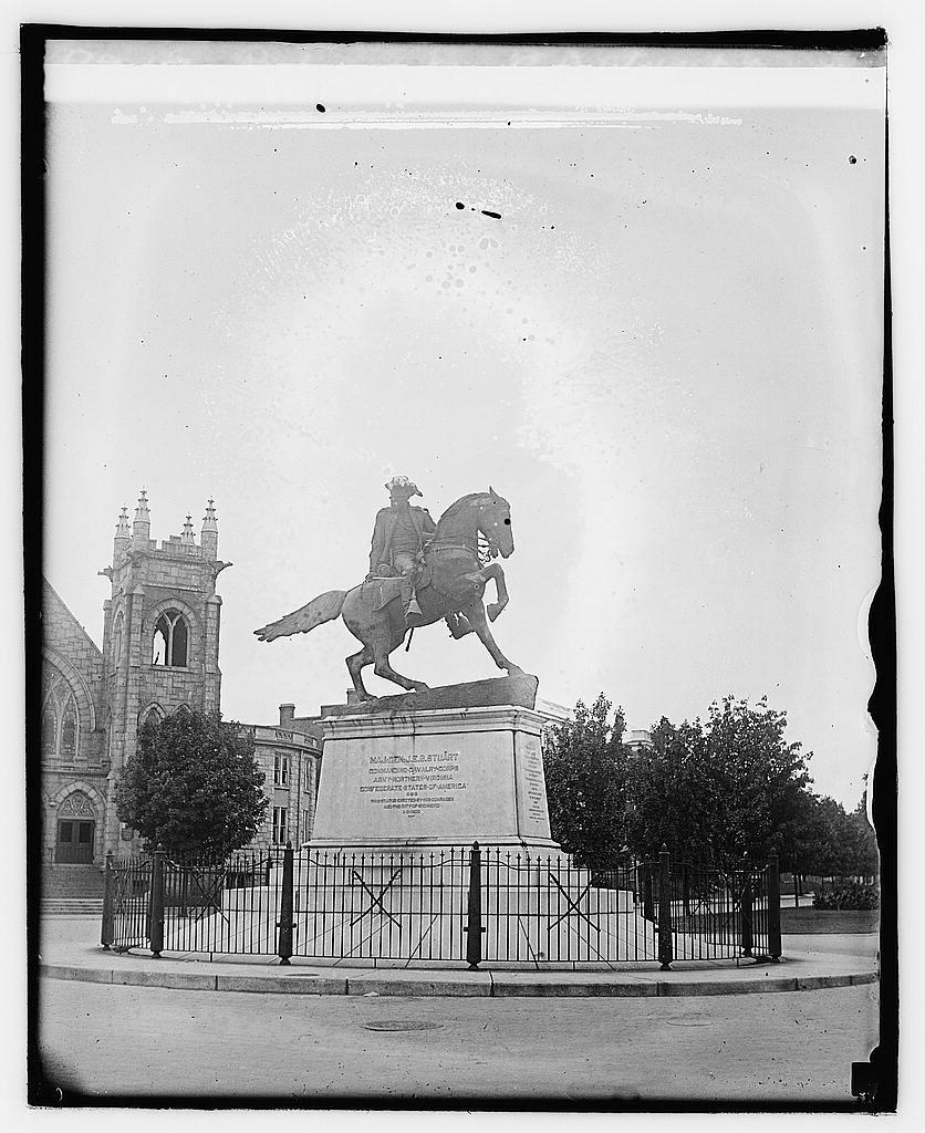 Richmond, Va., J.E.B. Stuart Monument