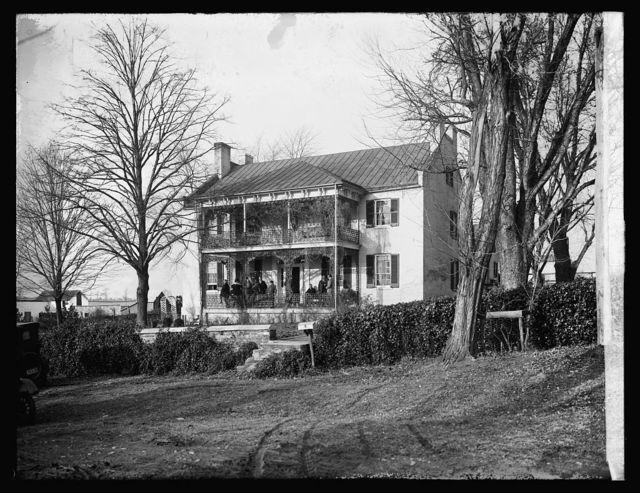 Rosehill Manor, hope of Geo. Slater, Upperville, Va.