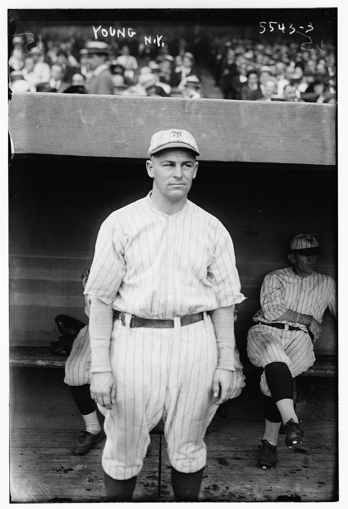 [Ross Youngs, New York NL (baseball)]