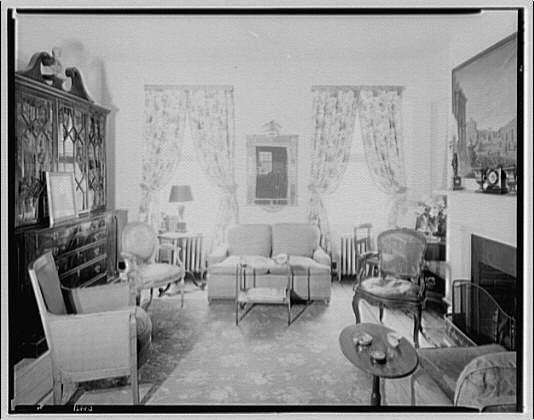 Schuyler & Lounsbery. Interiors of Schuyler & Lounsbery shop II