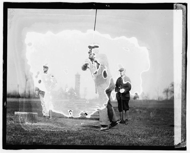 Senator Saulsbury (Golf)