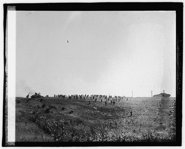 Sham battle, Camp Meade