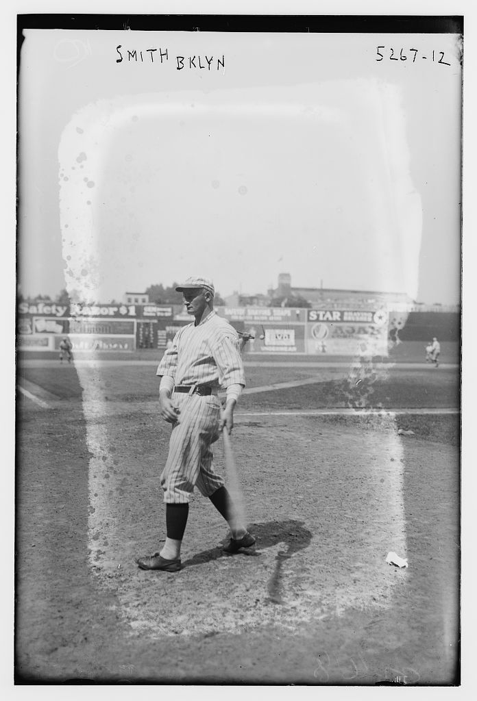 [Sherry Smith, Brooklyn NL (baseball)]