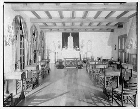 Sisters of Mercy Villa. Interior of Mercy Villa V